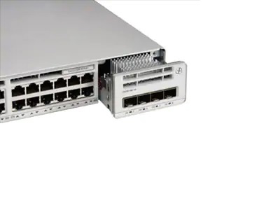 Cisco C9200 modular uplinks