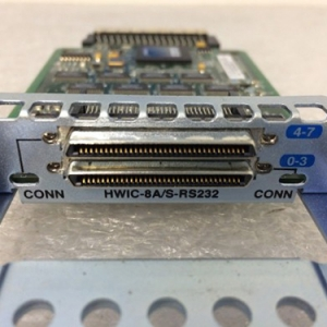 cisco-HWIC-8A/S-232-8-port-async-sync-rs232-wic-