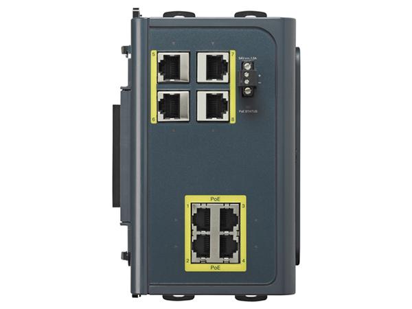 Cisco Industrial Iem 3000 4pc 4tc 8 Port Mod 252 L Elektradata