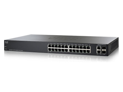 cisco-small-business-sg200-26-switch-SLM2024T-front