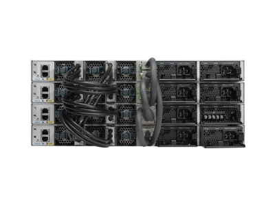 cisco-WS-C3850-24P-S-catalyst-3850-24-ge-modüler-switch-ip-base-stacked-back-view