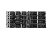 cisco-WS-C3850-24U-S-catalyst-3850-24-ge-upoe-modüler-switch-ip-base-stacked-back-view