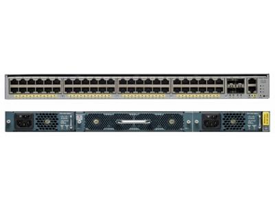 cisco catalyst 4948E enterprice services switch-back view